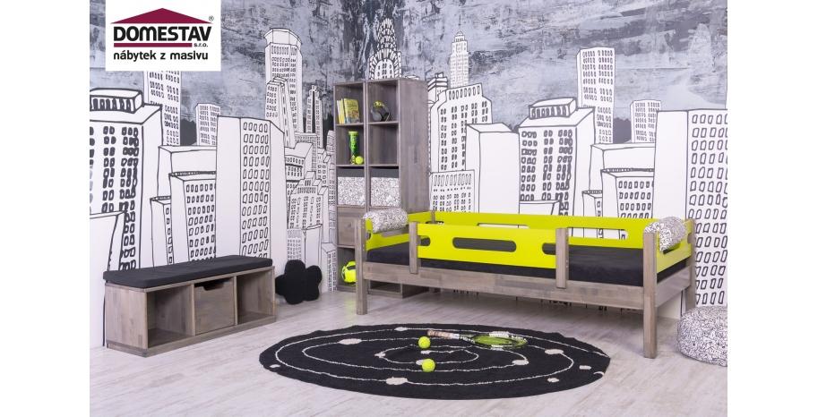 S ručně malovanými tapetami a samolepkami dodáte dětskému pokoji nový rozměr