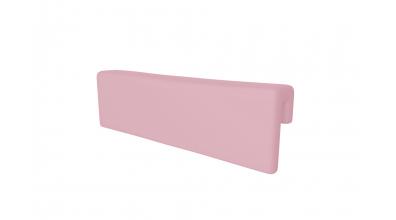 Opěrka chránič PASTEL - růžový