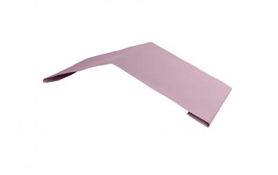 Textilie stříška na domeček PASTEL- fialová