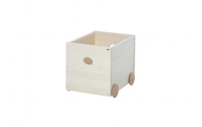 Krabice s kolečky smrk