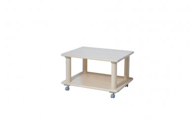Pojízdný stolek smrk