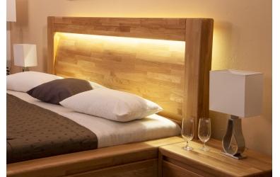 LED osvětlení postele IMPERIA - studená bílá