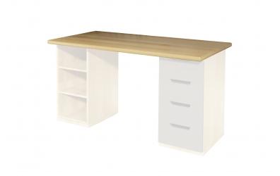 Deska pro psací stůl 1270 mm, buk cink