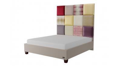 Čalouněná postel Paris,180x200, MATERASSO