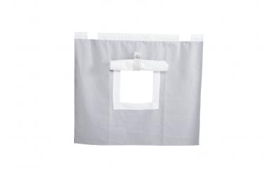 Textilie 5 SKANDI - zvýšené jednolůžko 1175 mm