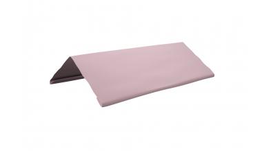 Textilie na domeček 2 PASTEL- fialová