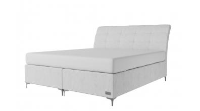 Čalouněná postel boxspring CLAUDIA 180x200, MATERASSO