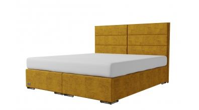 Čalouněná postel boxspring CORONA 180x200, MATERASSO