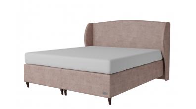 Čalouněná postel boxspring ENIF 180x200, MATERASSO