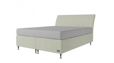 Čalouněná postel boxspring FRANCESCA 160x200, MATERASSO
