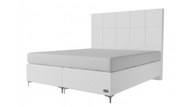 Čalouněná postel boxspring GEMINI 180x200, MATERASSO