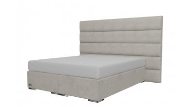 Čalouněná postel boxspring HORIZONTAL 160x200, MATERASSO
