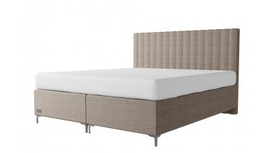 Čalouněná postel boxspring BELLATRIX 180x200, MATERASSO