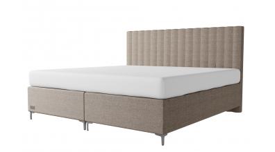 Čalouněná postel boxspring BELLATRIX 200x200, MATERASSO