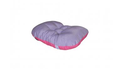 Sedák na Kláru 1 růžovo/fialový