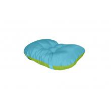 Sedák na Kláru 1 tyrkysovo/zelený