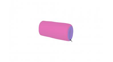 Textilní chránič krátký růžovo/fialový
