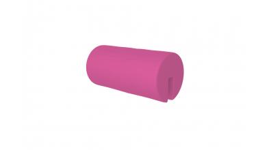 Textilie chránič kulatý krátký růžový