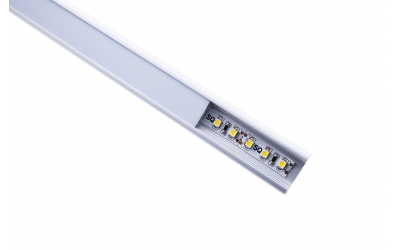 LED osvětlení postele LEVITY, studená bílá