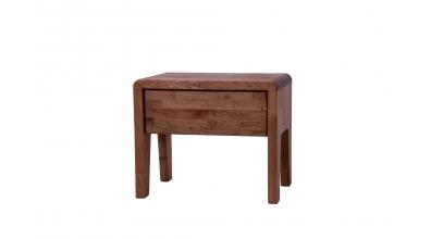 Noční stolek FANTAZIE dub cink