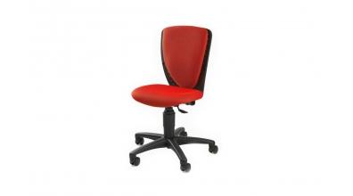 Dětská židle APOLENA červená