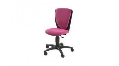 Dětská židle APOLENA růžová