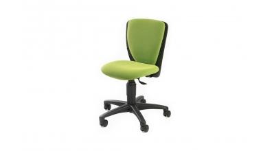 Dětská židle APOLENA zelená