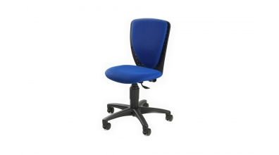 Dětská židle APOLENA modrá