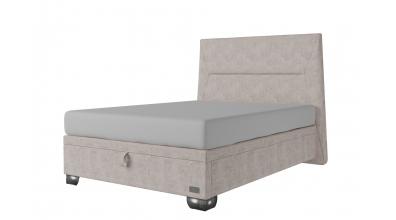 Čalouněná postel boxspring výklop Maxi MIRACH, 140x200, MATERASSO