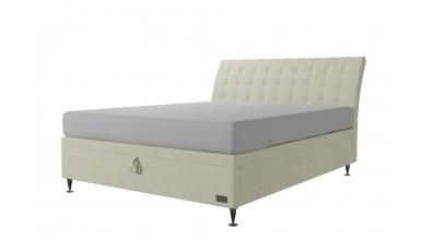 Čalouněná postel boxspring výklop Maxi FRANCESCA, 160x200, MATERASSO