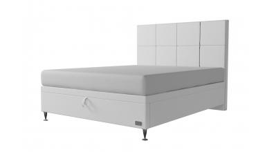 Čalouněná postel boxspring výklop Maxi VEGA, 160x200, MATERASSO