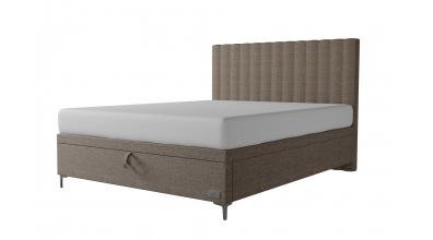 Čalouněná postel boxspring výklop Maxi BELLATRIX, 160x200, MATERASSO