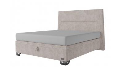 Čalouněná postel boxspring výklop Maxi MIRACH, 160x200, MATERASSO