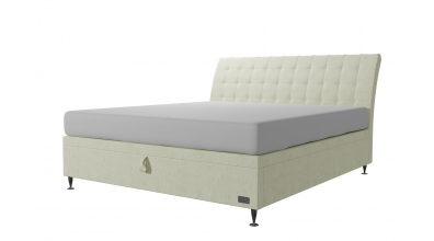 Čalouněná postel boxspring výklop Maxi FRANCESCA, 180x200, MATERASSO