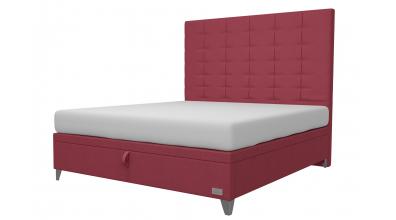 Čalouněná postel boxspring výklop Maxi WILD, 180x200, MATERASSO