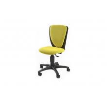 Dětská židle APOLENA žlutá