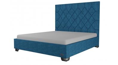 Čalouněná postel Rhombus,180x200, MATERASSO