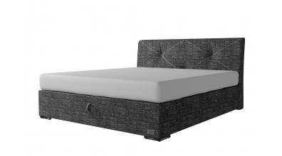 Čalouněná postel boxspring výklop Maxi ATLAS, 180x200, MATERASSO