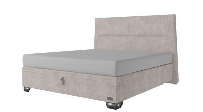Čalouněná postel boxspring výklop Maxi MIRACH, 180x200, MATERASSO
