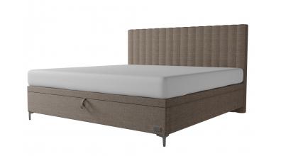 Čalouněná postel boxspring výklop Maxi BELLATRIX, 200x200, MATERASSO