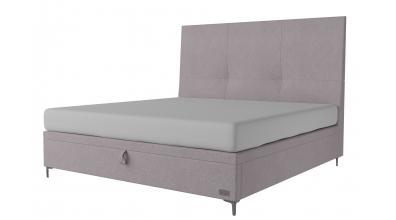 Čalouněná postel boxspring výklop Maxi PRESTIGE, 200x200, MATERASSO