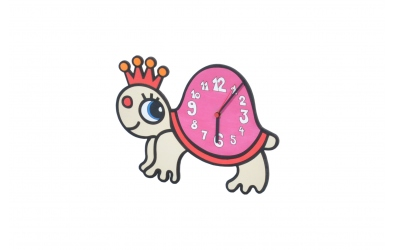 Dětské hodiny želva