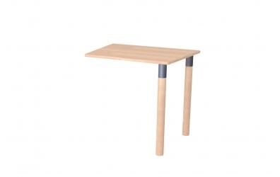 Přídavná deska ke stolu buk cink