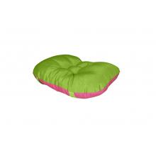 Sedák na Kláru 1 zeleno/růžový
