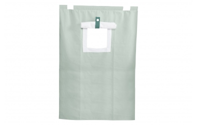 Závěsná textilie PASTEL palanda-mint