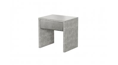 Čalouněný noční stolek STONE, MATERASSO