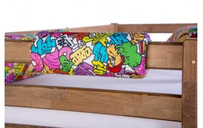 Textilní chránič krátký Comics barevný