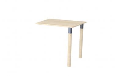 Přídavná deska ke stolu smrk