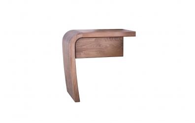 """Noční stolek GRÁCIE """"L"""" se zásuvkou"""