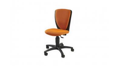 Dětská židle APOLENA oranžová